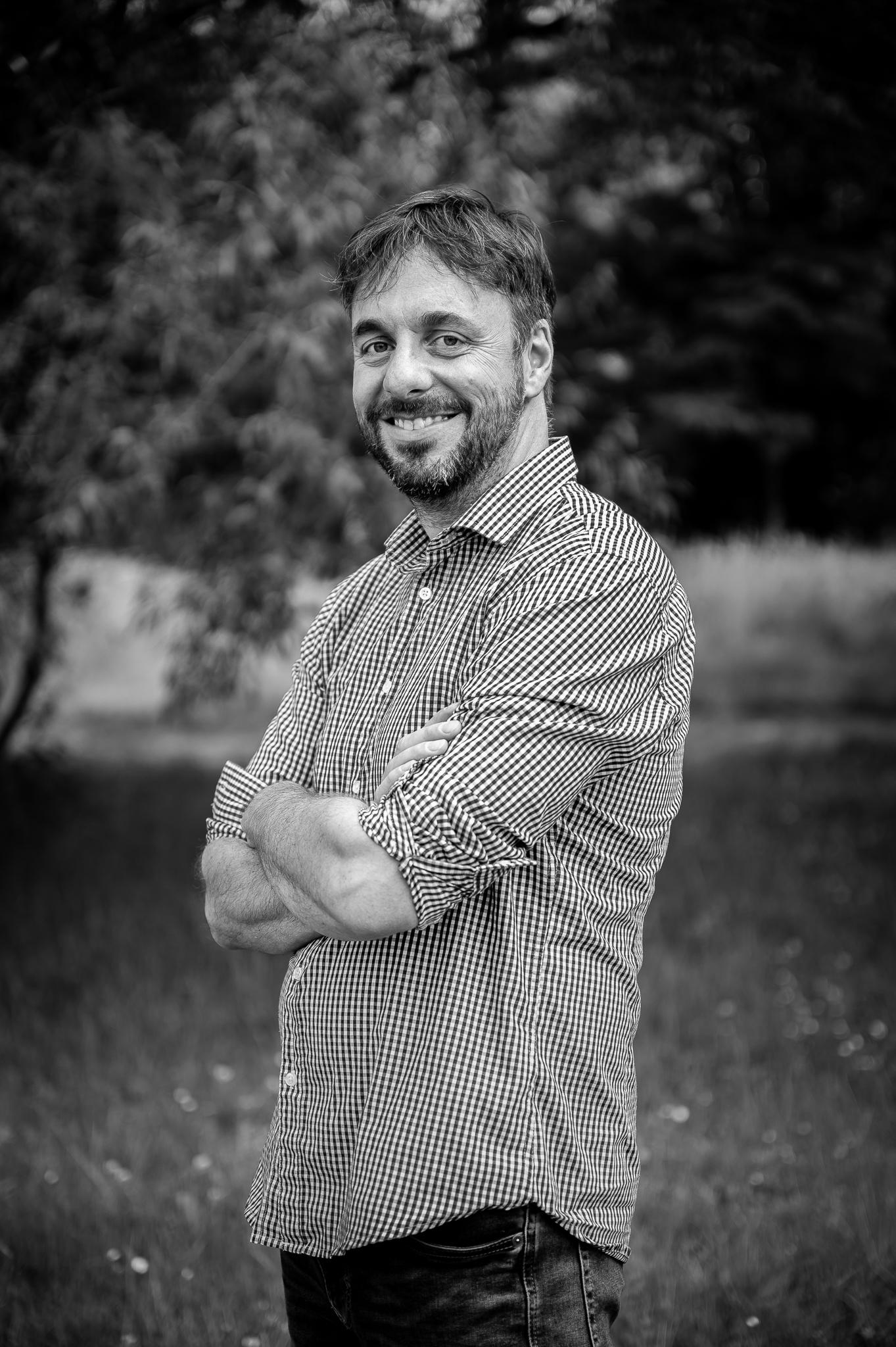 Mgr. Radomír Vlk, DiS. - profilová fotografie